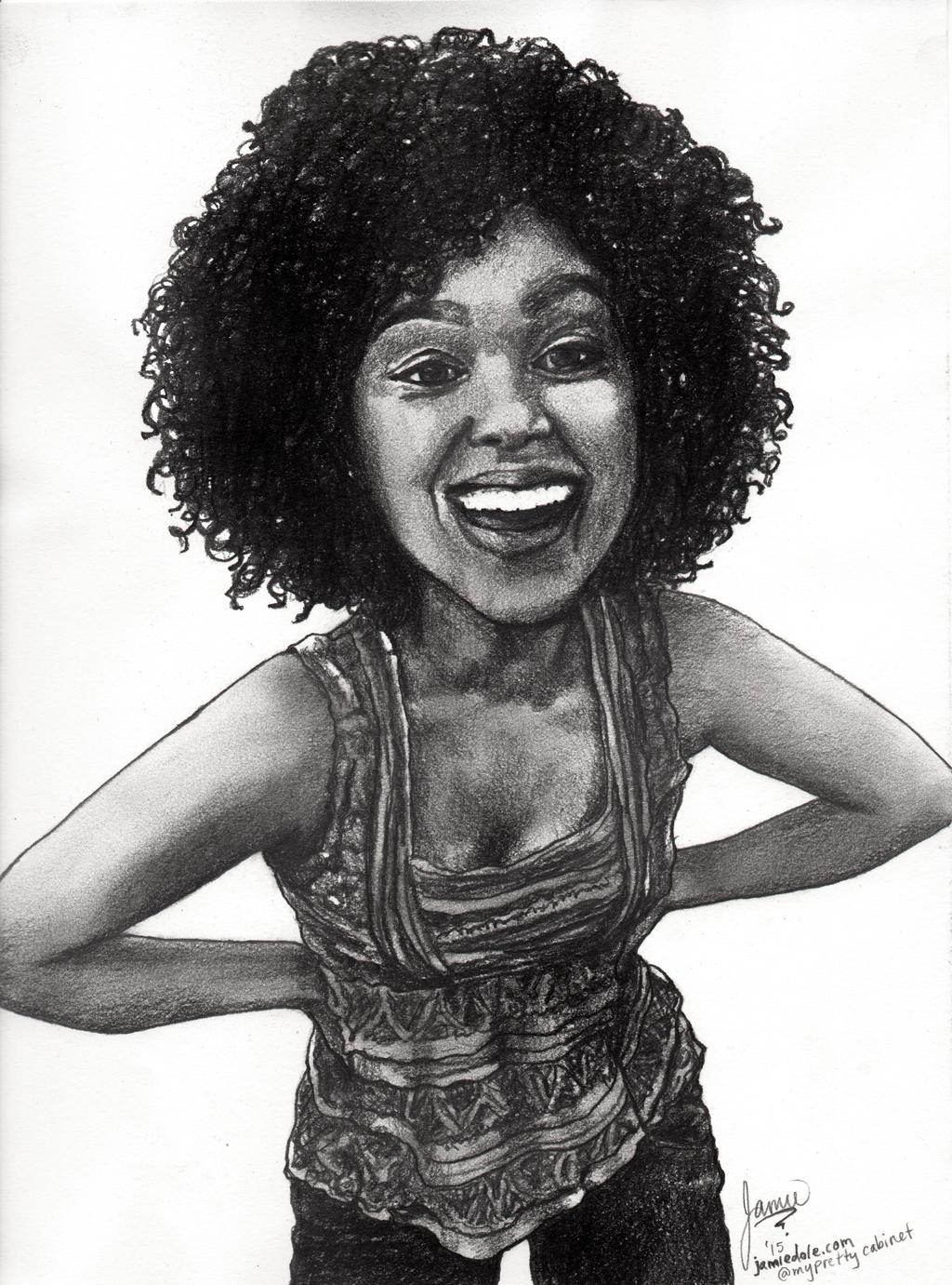 Alexandra Ncube as Nabulungi by myprettycabinet