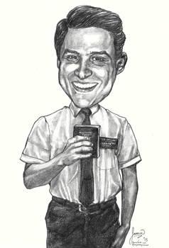 Elder Miles Jacoby