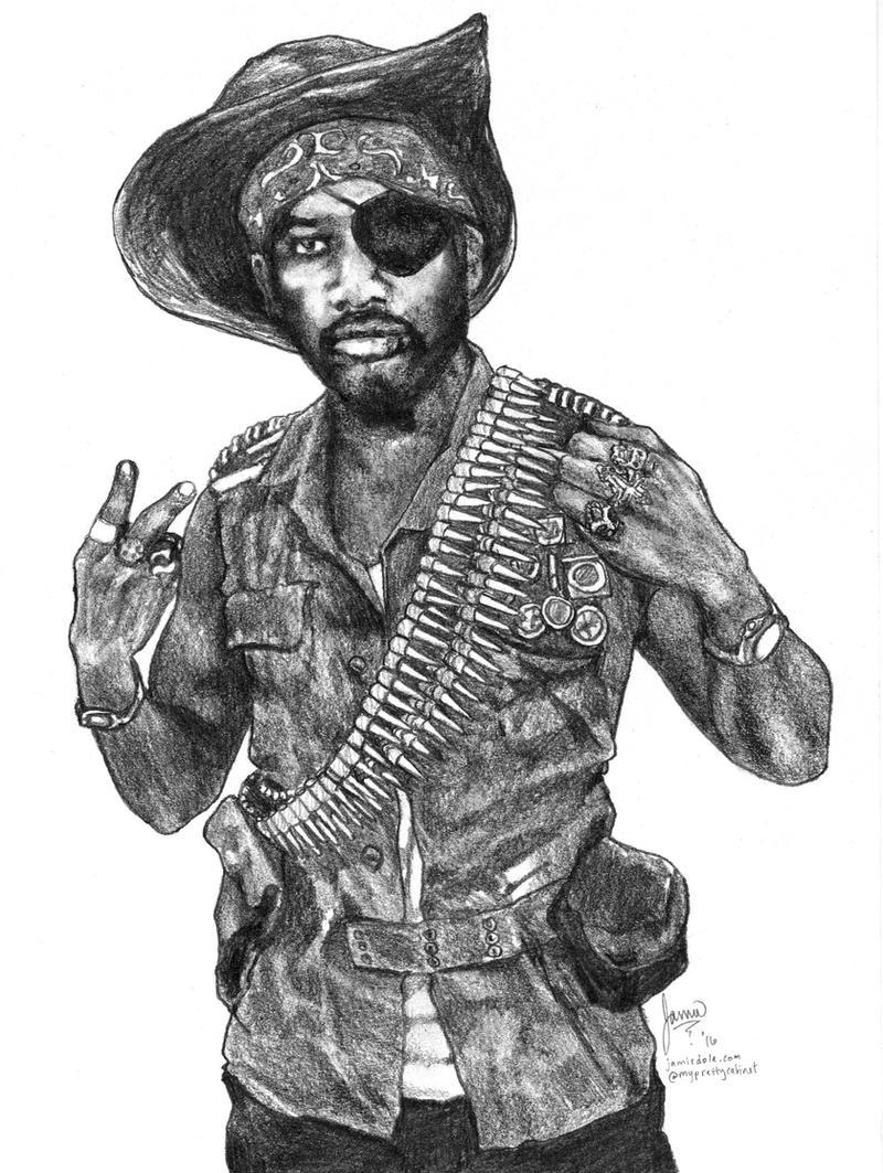 Corey Jones as The General