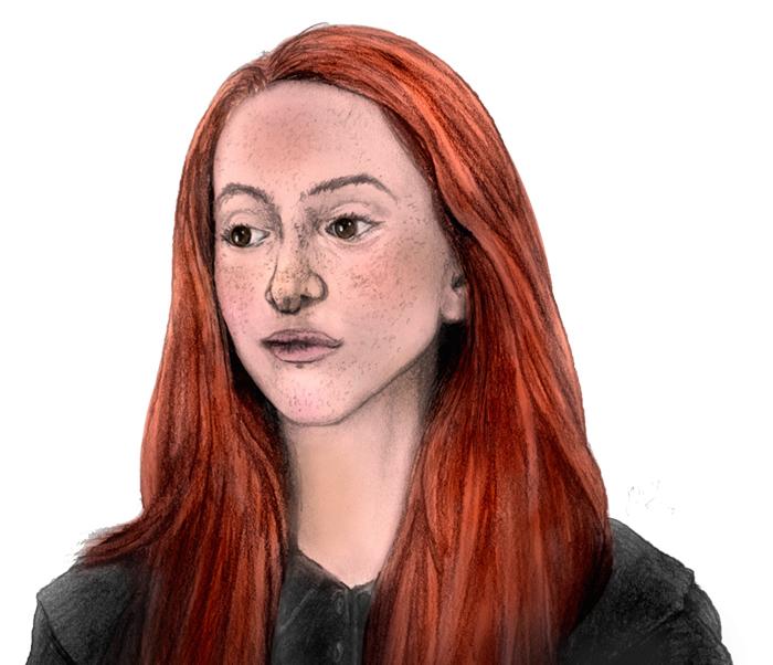 Ginny Weasley by myprettycabinet