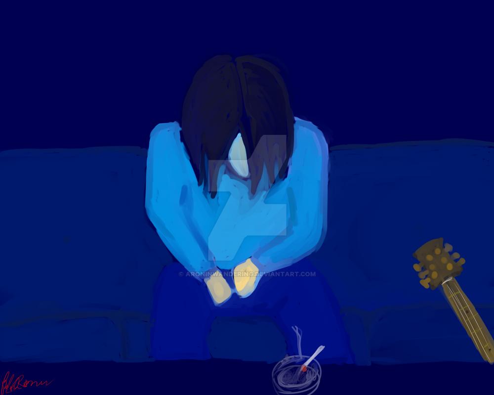 Blues by ARoninWandering