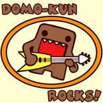 Domo Kun Vector by 0xym0r0nic