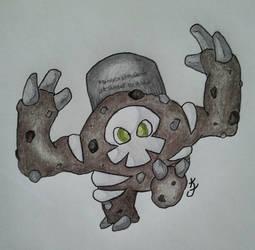 Gorave- Walking Grave Pokemon