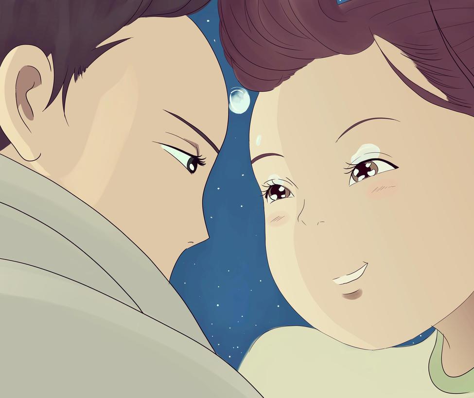chihiro and haku relationship questions