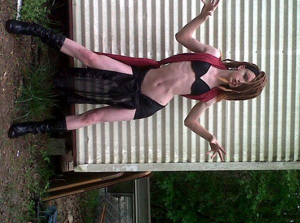 Fierce Drag Queen by goblinlover