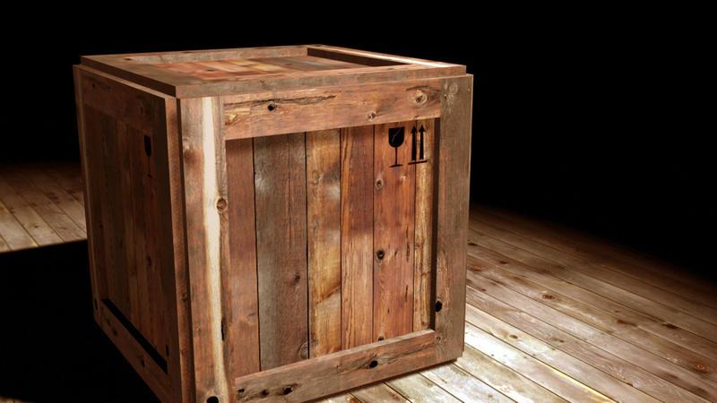 Crate by Argan-Gwengar