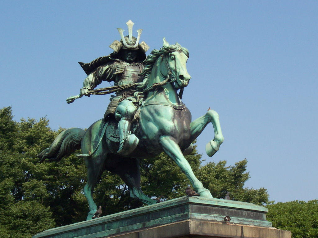 samurai statuejumomo on deviantart
