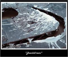 Downhill tears by jumomo