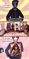 The Birthday of Sally - Part 3