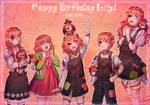 - Gift - Happy Birthday Lily! -