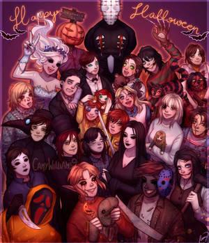 Creepypastas - Happy Halloween 2020! -