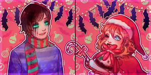 Matching Icons Creepypasta: Sam / Lily