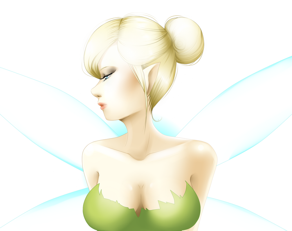 Tinkerbell by PokeLyria