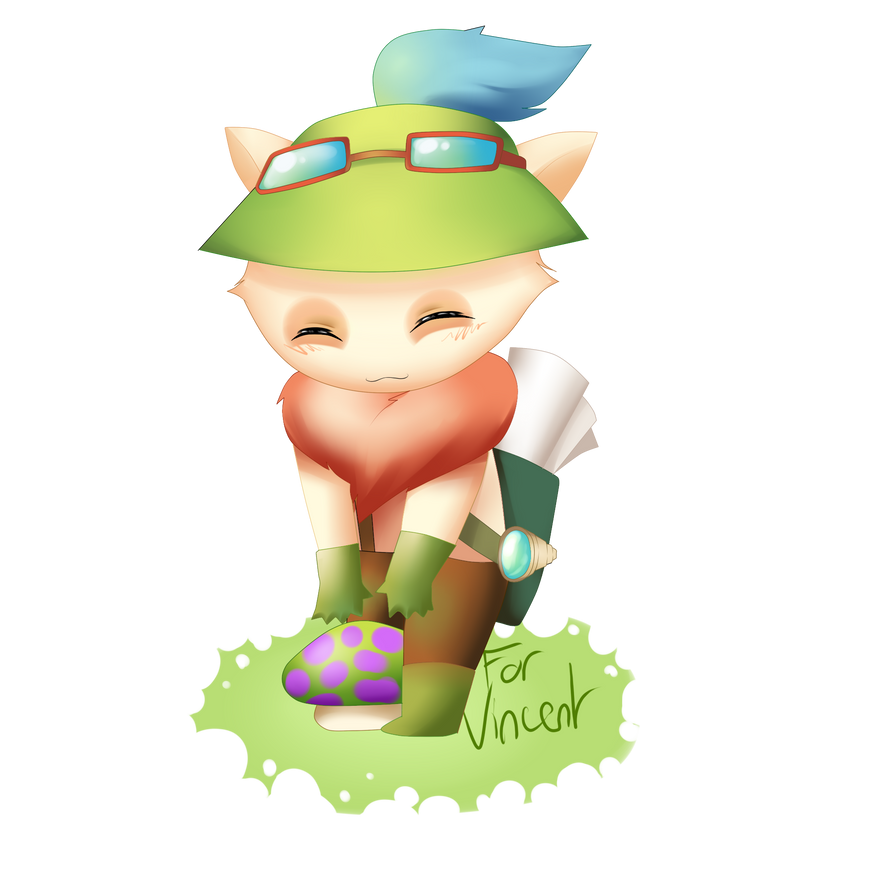Teemo - League of Legends by PokeLyria