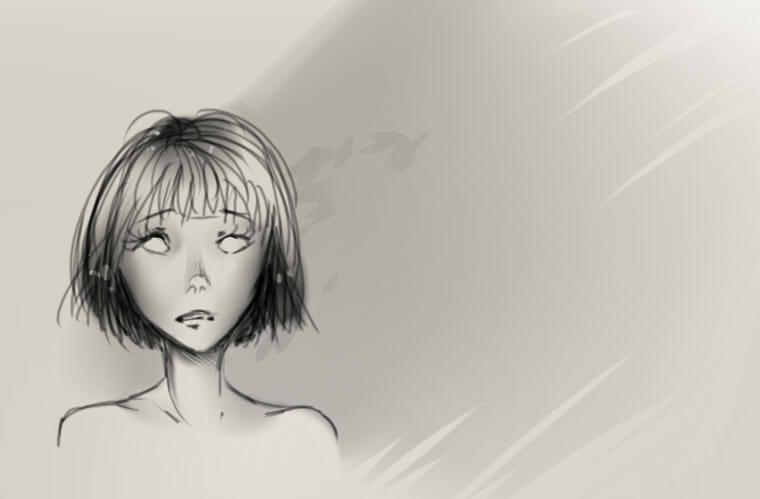 Some sketch by PokeLyria