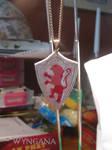 Narnia Shield Pendant