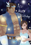 Street Fighter: Happy Birthday, T. Hawk! by Aoshin23