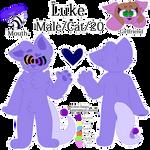 Luke //reference sheet//