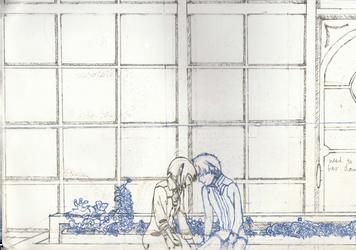 Akagami no shirayuki hime AST (paper) by shadow999999