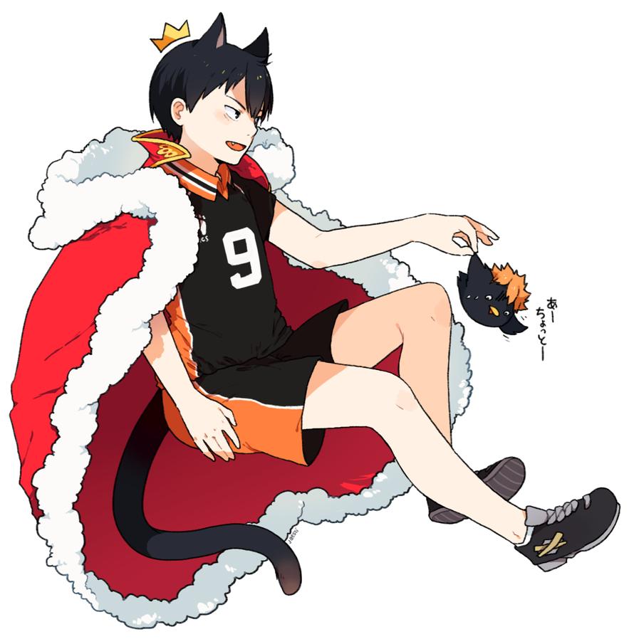 KING CAT by jelliechan