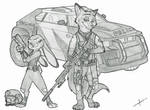 Commando WildeHopps