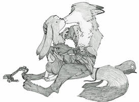[COMMISSION] Wild Love by Ziegelzeig