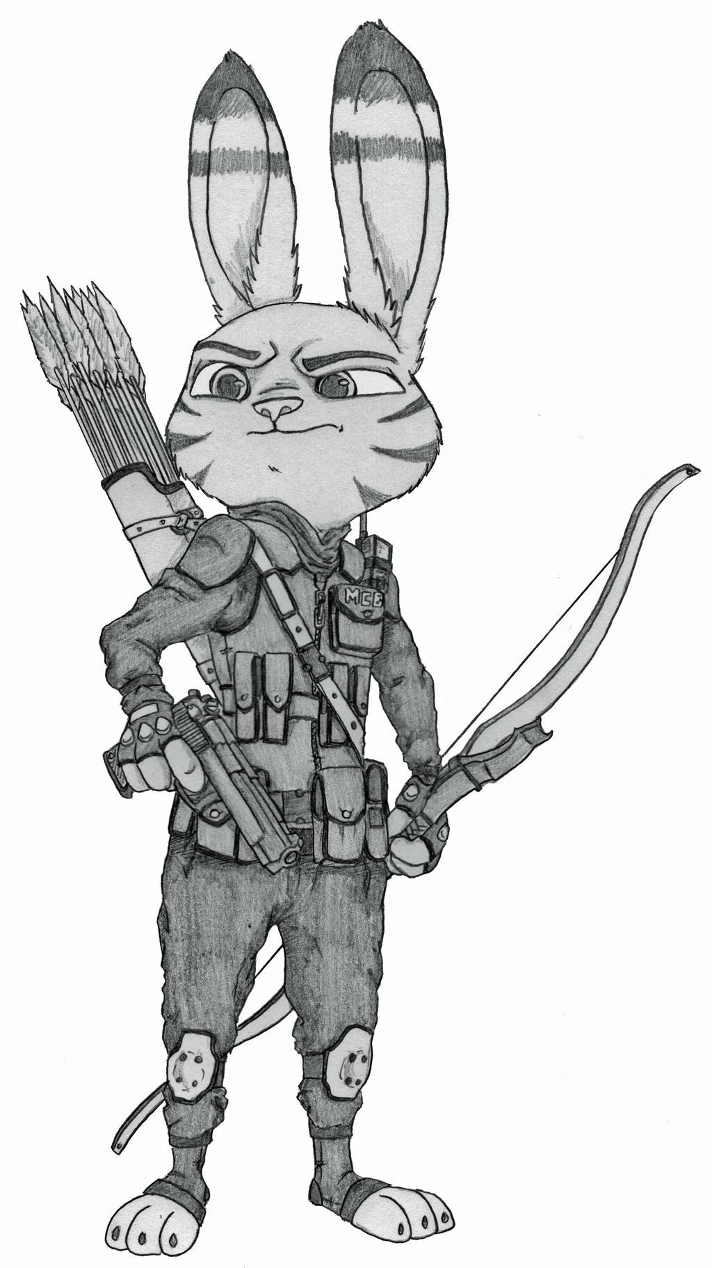 Jack on mission by Ziegelzeig