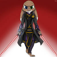 Sith Lord Lucario by Ziegelzeig