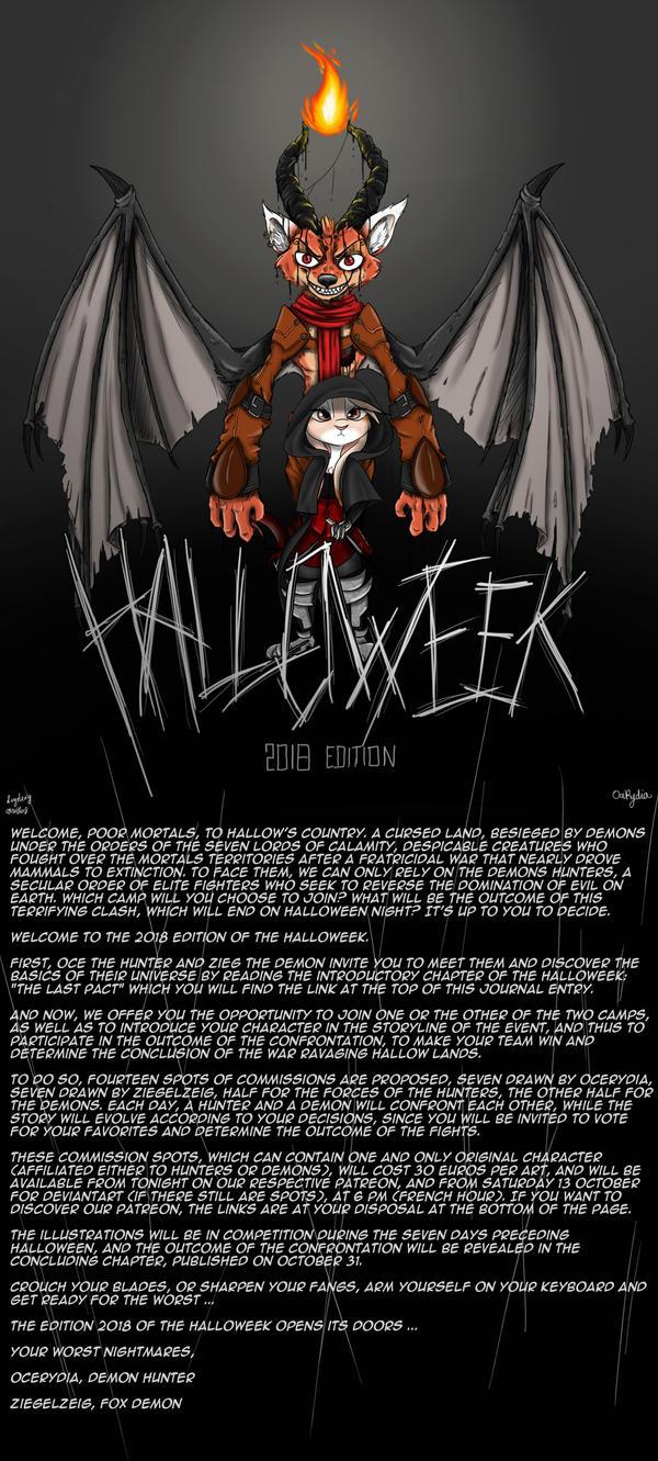 Halloweek Explications by Ziegelzeig