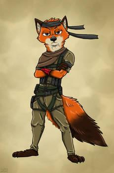 Foxtrot Alpha
