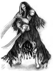 Warrior by alessandrolima