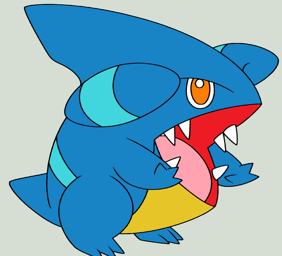 gible coloring pages - photo#34