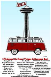 Northwest Vintage Volkswagen Meet