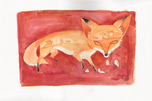 Sly as a Fox.