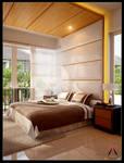 A Simple Bedroom 2, Surabaya
