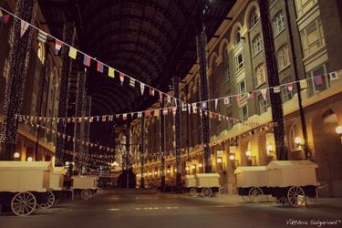London night