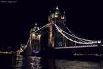 London Bridge in night