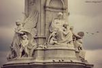 Victoria Memorial of London