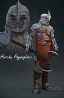 Herchu Paynegiver by tartul