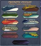 Palette Mystery Designs - [Open - 1 LEFT!] by Ocoree