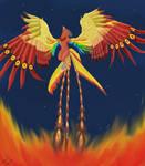 FF8 Phoenix by Dark-Valefor