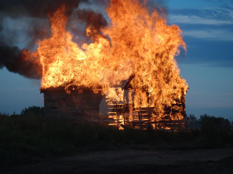 Burning Barn 2 by twitterbug913 on DeviantArt
