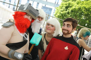 ~The Yogscast Cosplay~ by RatherPeculiar