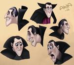 Hotel Transylvania - Dracula