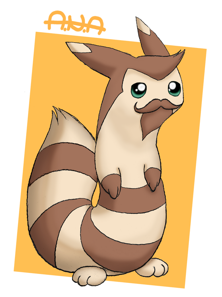 How To Draw Furret