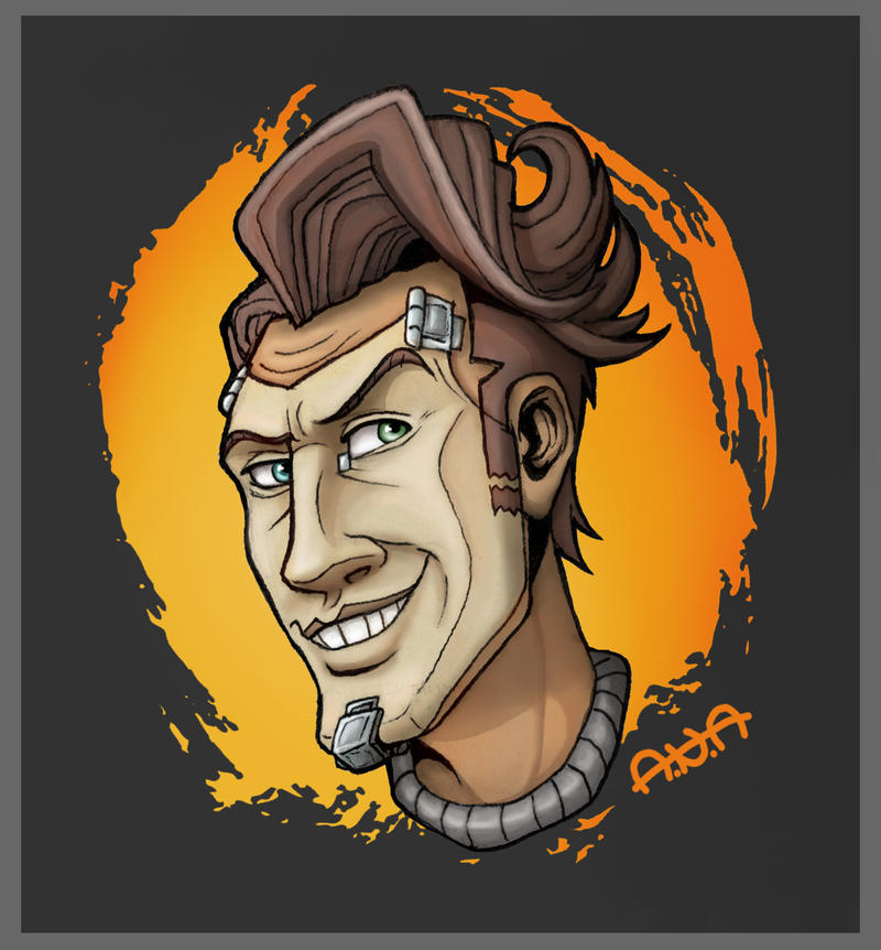 Handsome Jack by RatherPeculiar