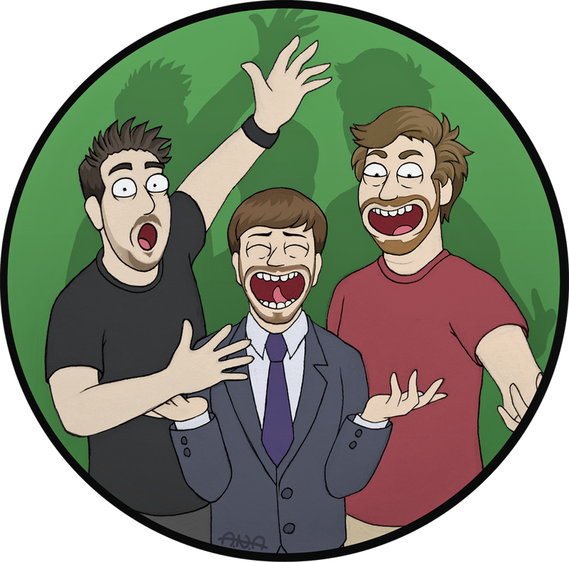 Hat Films - Rick and Morty style by RatherPeculiar