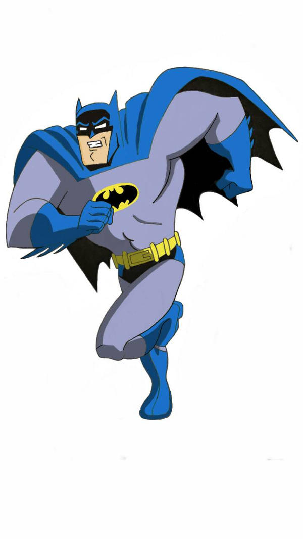 Batman TBATB by aburke81