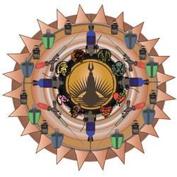 Bioshock Mandala