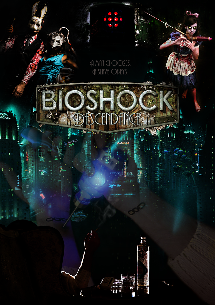Bioshock: Descendance - Movie Poster by Myloman